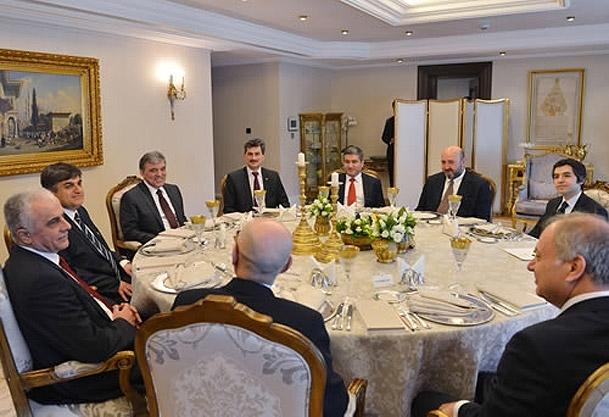 Türkiye'nin bilimsel geleceği Çankaya Sofrası'nda