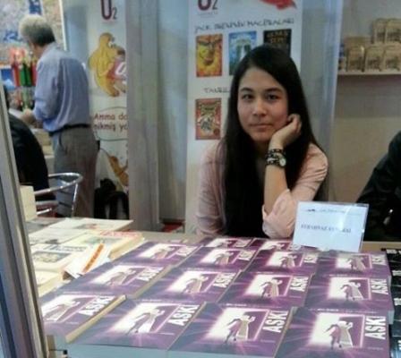 Türkiye'nin En Genç Yazarından Türk Gençliğine Çağrı