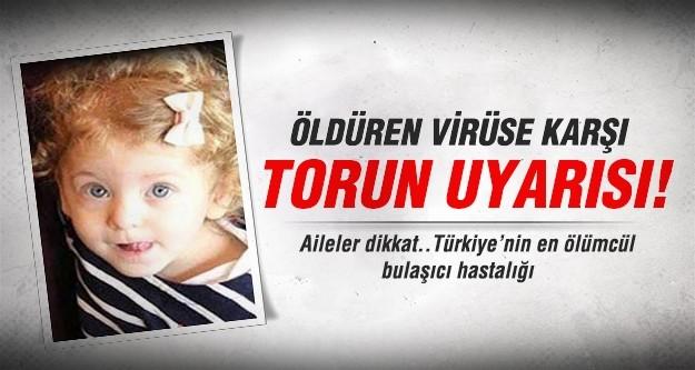Türkiye'nin en ölümcül bulaşıcı hastalığı