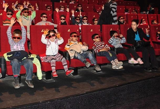 Türkiye'nin ilk fantastik filmi vizyona giriyor