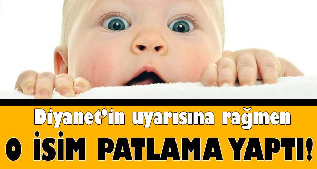 Türkiye'nin ismi değişti! Ne Ayşe ne Fatma duyunca..