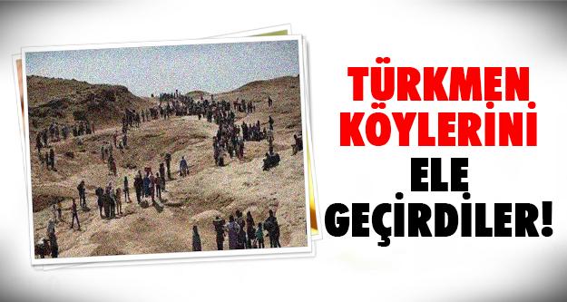 Türkiye'ye doğru kaçıyorlar!