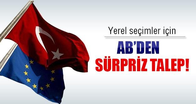 Türkiye'ye gözlemci heyet istendi!