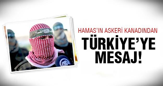 Türkiye'ye sıcak mesaj!