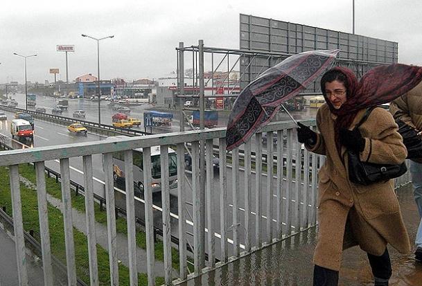 Türkiye'ye ''üç günlük'' kış geliyor