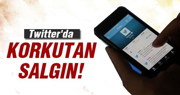 Twitter 24 saattir işgal altında!
