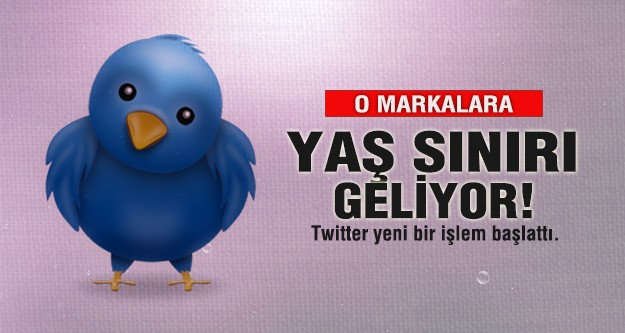 Twitter yeni bir işlem başlattı!