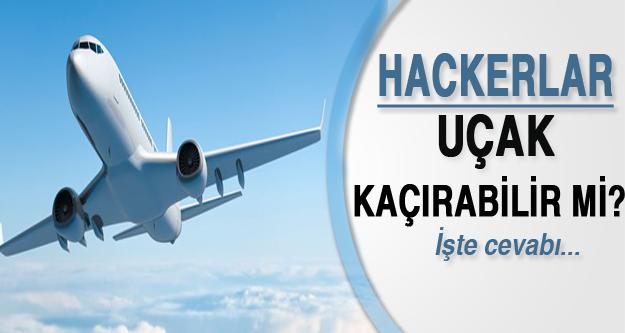 Uçakta internet tehlikeli mi?