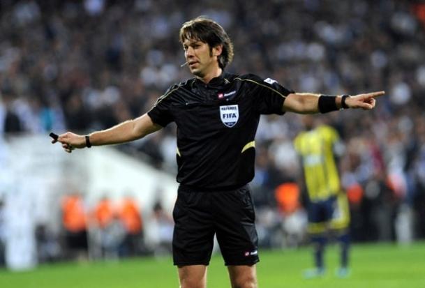 UEFA'dan Fırat Aydınus'a görev