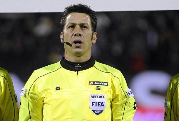 UEFA'dan hakem Aydınus'a görev
