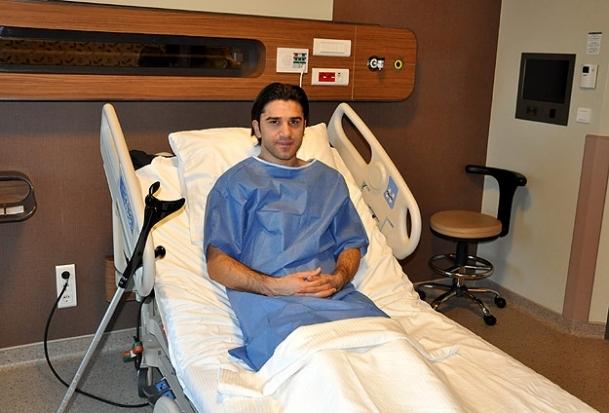 Uğur Boral ameliyat oldu
