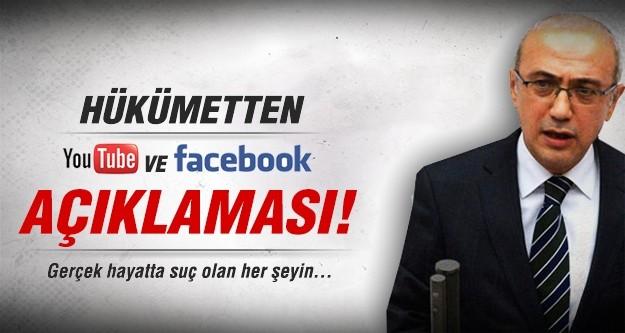 Ulaştırma Bakanı'ndan Twitter ve Facebook açıklaması