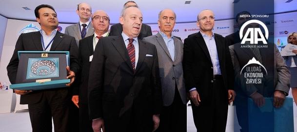 ''Uludağ Ekonomi Zirvesi'' sona erdi