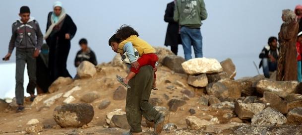 Ürdün'e sığınmacı akını