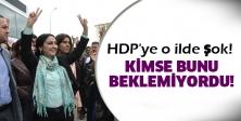 HDP Van mitinginde..!