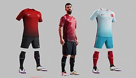 Euro 2016 Türkiye Formaları!