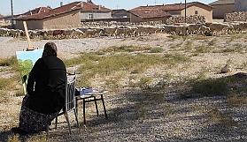 Köyde Yaşayan Kadın Ressamın Hikayesi