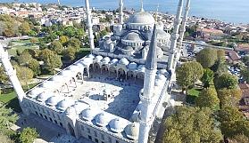 Sultanahmet Camisi Restorasyona Giriyor !