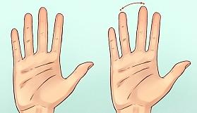 Elleriniz yaşınızı ele veriyor...