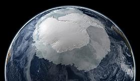 Antarktika'da Devasa Gizemli Obje