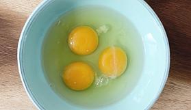 Yumurtanın içindeki o iplik...