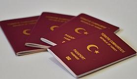 Pasaport yerine bakın ne geliyor?