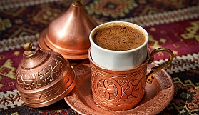 Türk kahvesine yumurta sarısı eklerseniz...