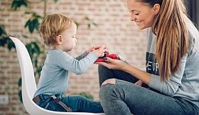 Çocuğunuzun konuşması için bunları deneyin