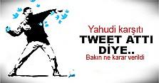 O Tweet başını yaktı!