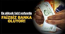 Bir dönem en yüksek faiz veren bankasıydı..