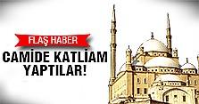 Camiye saldırı:73 ölü!
