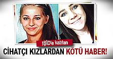 Evden kaçıp IŞİD'e katılmışlardı!