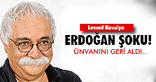Erdoğan meğerse...