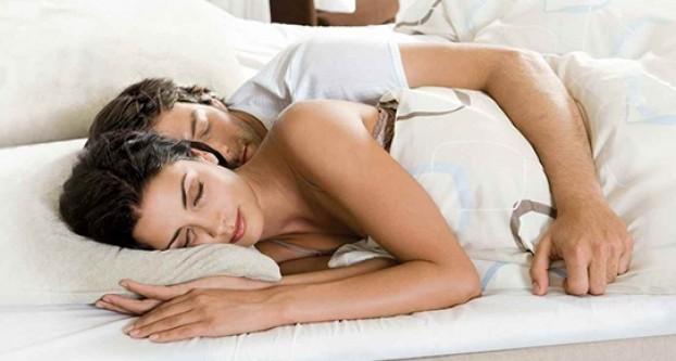Uyku şekli ilişkinin aynası!