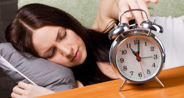 Uyku süresi önemli değil,önemli olan...