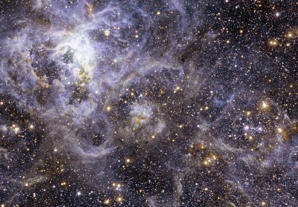 Uzayda bir
