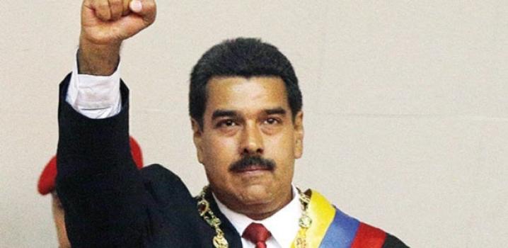 Venezuela lideri evlendi