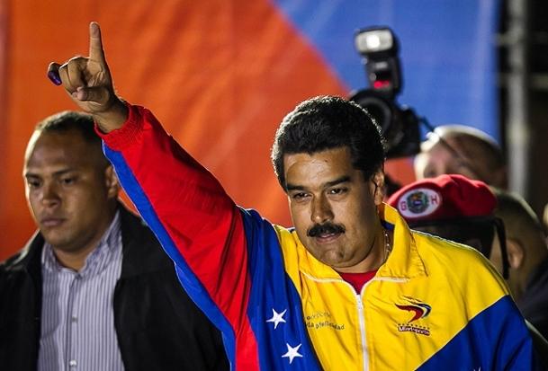 Venezuela'nın yeni lideri Maduro