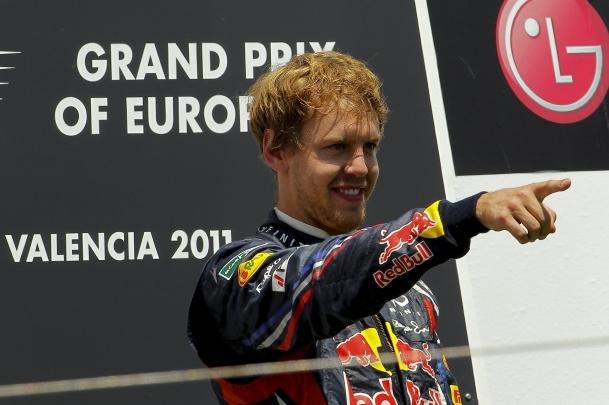 Vettel'e İstanbul'da pasaport şoku