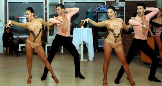 Viva Dans Kulübü Bodrum'da buluştu!