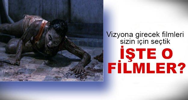 Vizyona Girecek Yeni Filmler