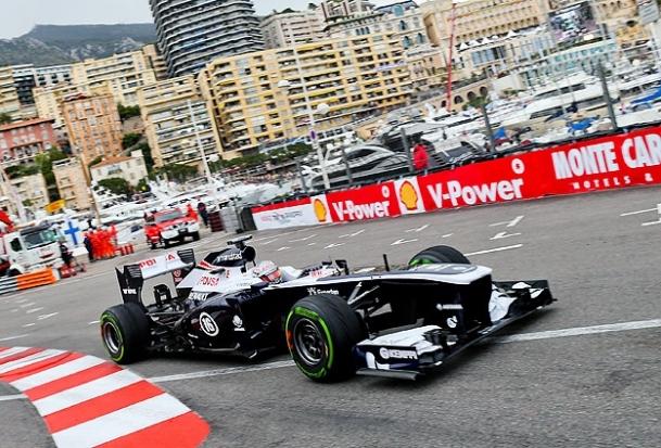 Williams'a Mercedes-Benz motoru