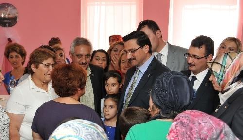 Yenilenen Osmanlı Spor ve Kültür Merkezi hizmete açıldı