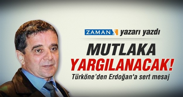 Zaman yazarından Erdoğan'a sert mesaj