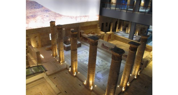 Zeugma Mozaik Müzesi, Gaziantep'in Simgesi Oldu