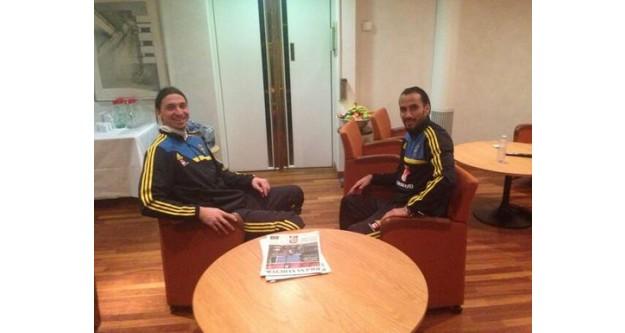 Zlatan İbrahimovic Trabzon'a geliyor
