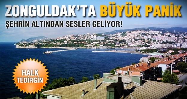 Zonguldak'ın altından sesler geliyor!