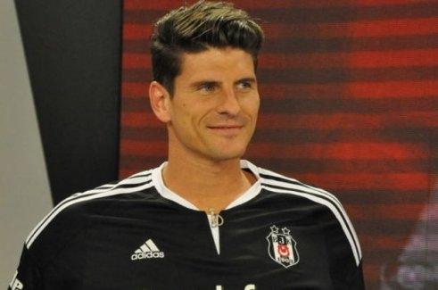 Beşiktaş, Mario Gomez'i sağlama almış