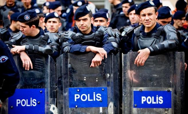 7 bin 850 polis açığa alındı!
