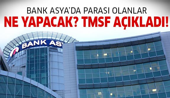 Bank Asya'da parası olanlara şok!